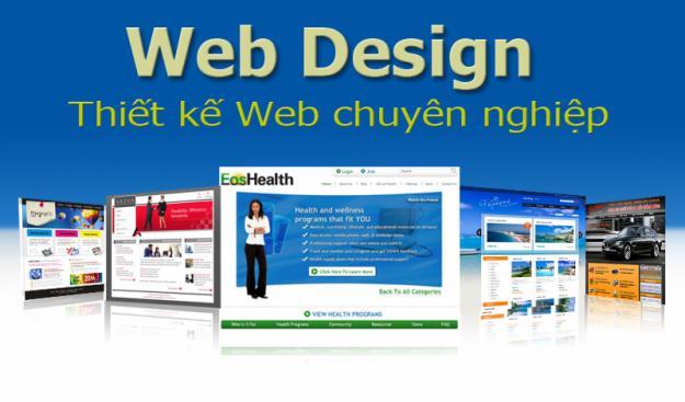 Thiết kế trang website tại hà nội
