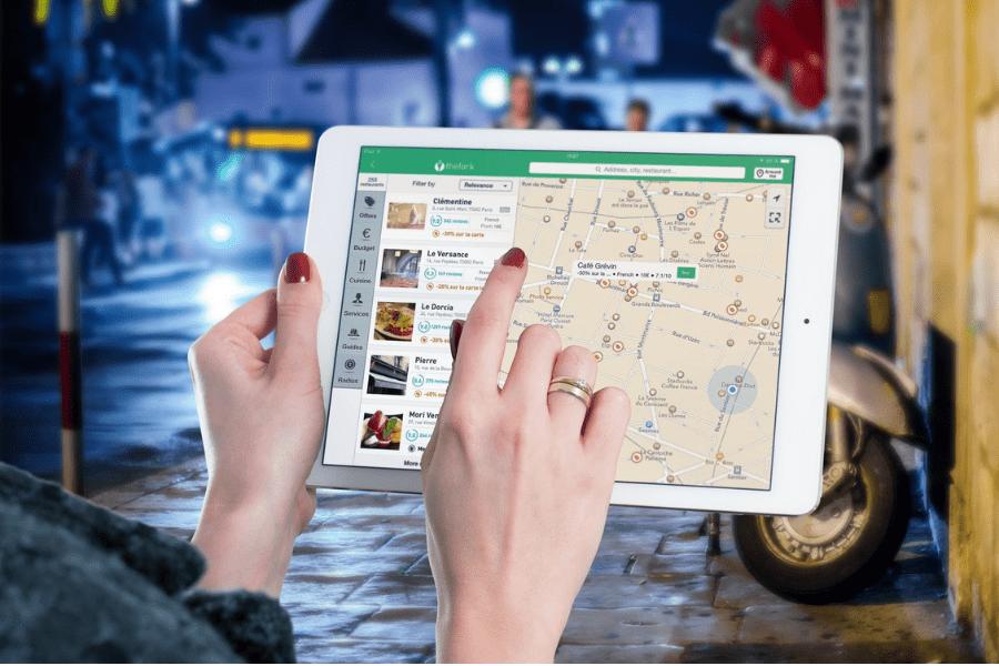 Định vị doanh nghiệp trên Google maps