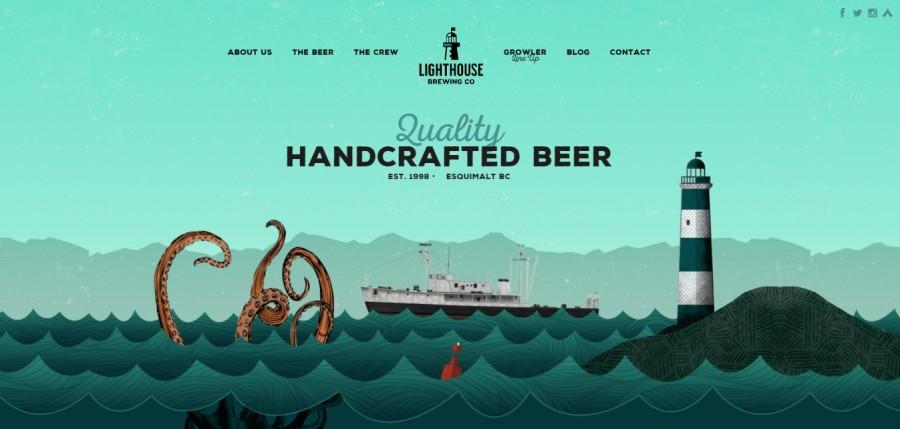 Lighthouse Brewing Co Custom Website.jpg 900x429