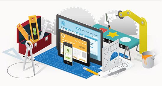 Thiết kế web công ty - thiết kế web giới thiệu doanh nghiệp