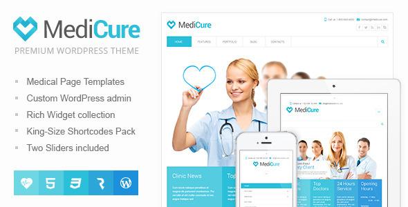 Thiết kế website phòng khám - dịch vụ sức khỏe