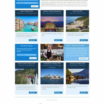 Thiết kế website du lịch uy tín chuyên nghiệp chuẩn seo Travel55