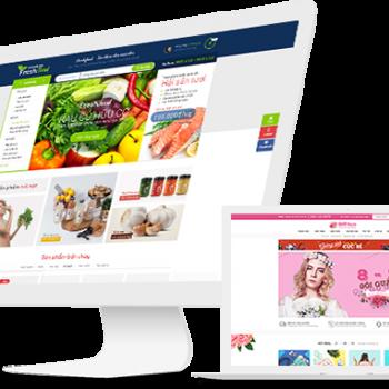 Kết quả hình ảnh cho Tạo website giới thiệu sản phẩm