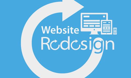 Tạo trang lại trang web