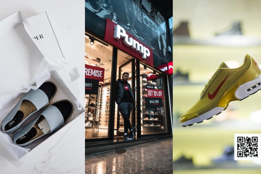 Lập website bán giày dép chuyên nghiệp