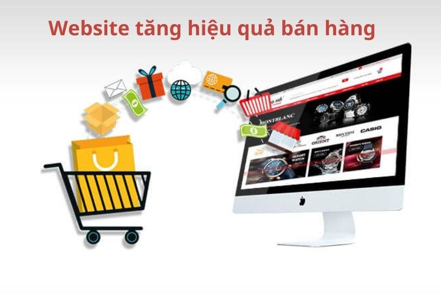 Công ty Xây dựng website chuyên nghiệp, hiệu quả