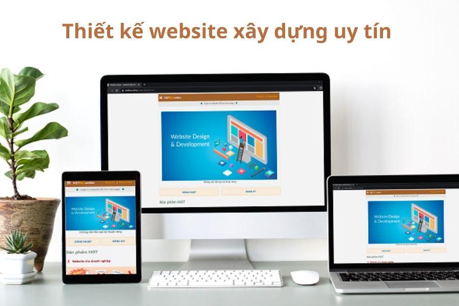 Công ty Xây dựng website chuyên nghiệp, giá rẻ