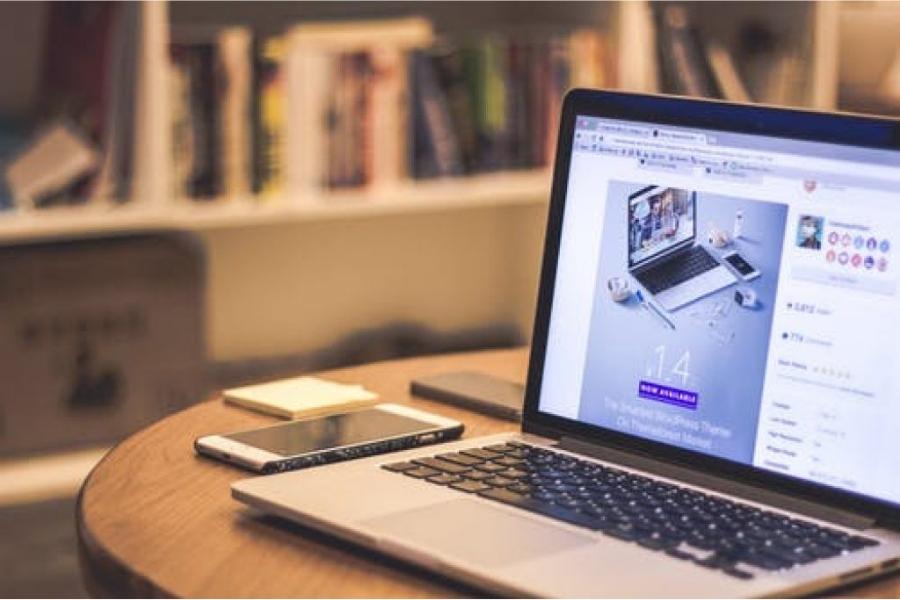 Thiết kế website bán laptop trực tuyến