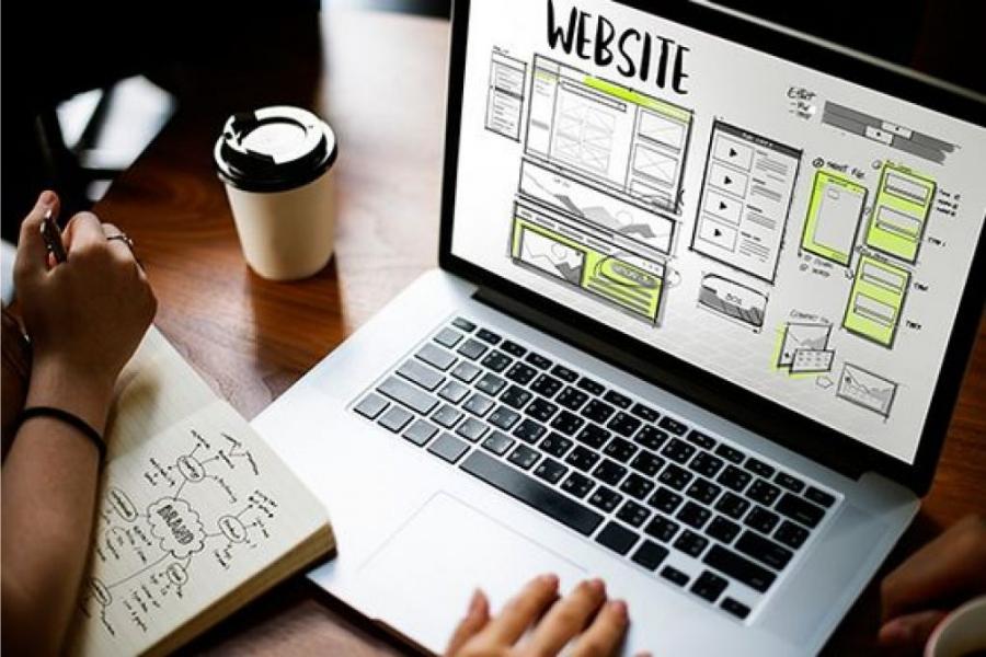 Website bán laptop chuyên nghiệp