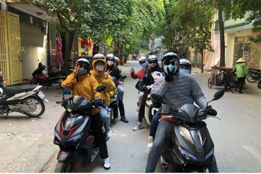 Thuê xe máy